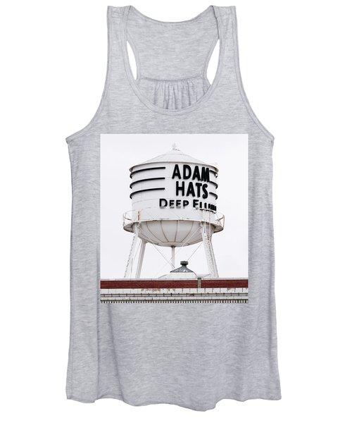 Adams Hats Deep Ellum Texas 061818 Women's Tank Top