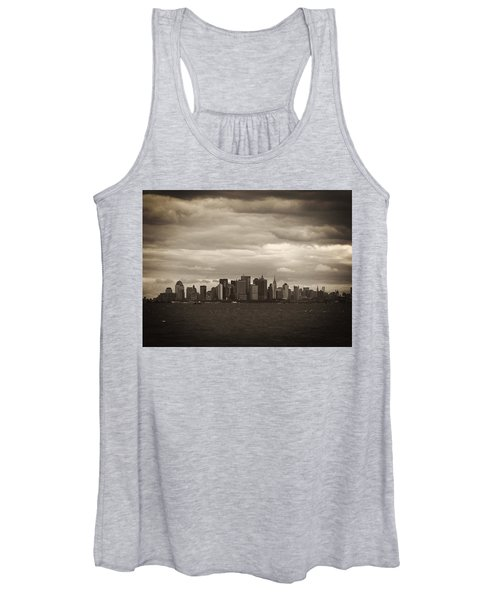 After The Attack Women's Tank Top