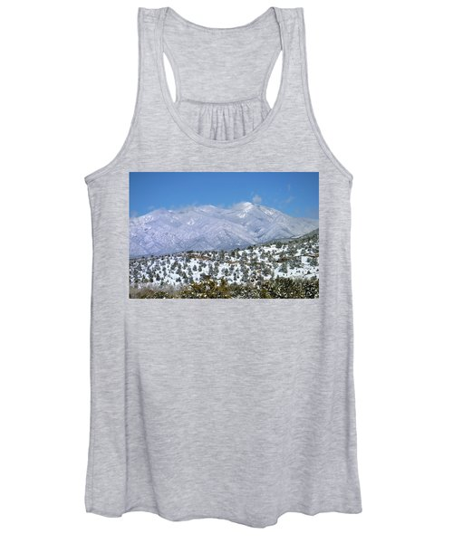 After The Blizzard Women's Tank Top