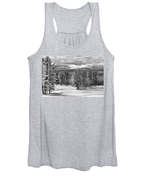 After The Snow  Women's Tank Top