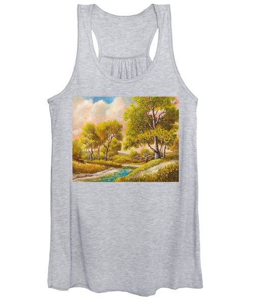 Afternoon Shade Women's Tank Top
