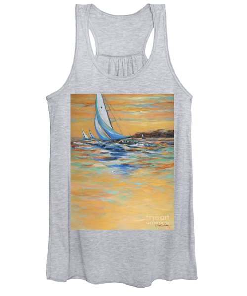 Afternoon Winds Women's Tank Top