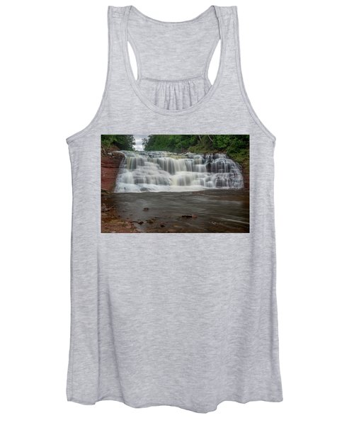 Agate Falls Women's Tank Top