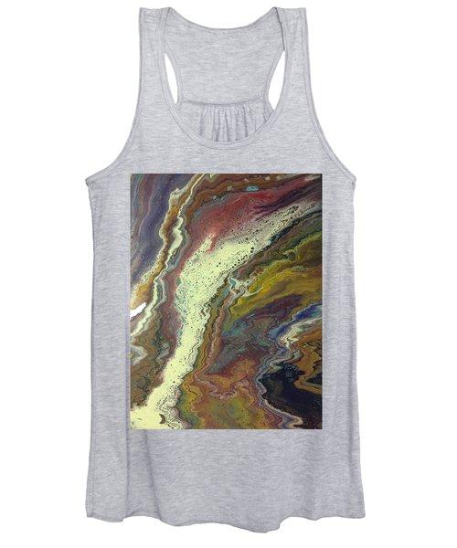 Agate Waterfall Women's Tank Top