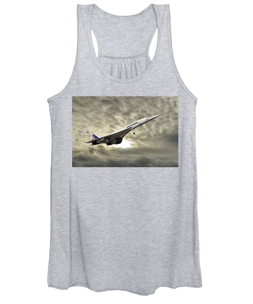 Air France Concorde 115 Women's Tank Top