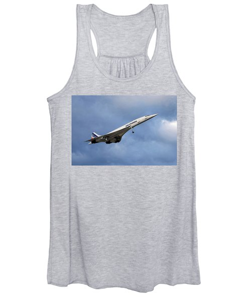 Air France Concorde 117 Women's Tank Top