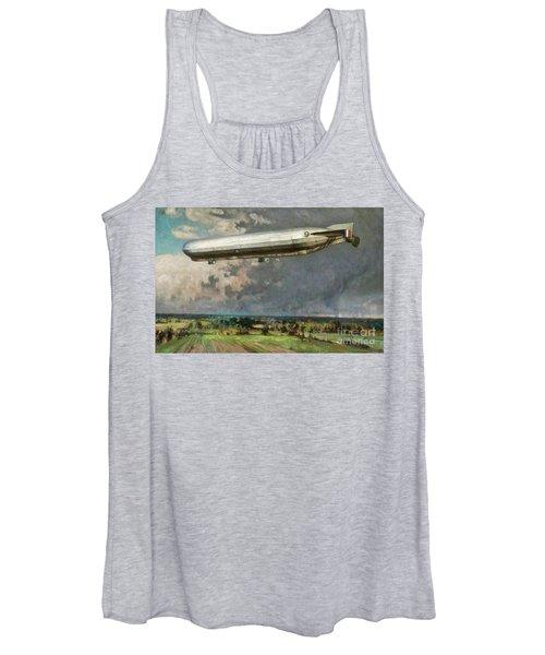 Airship 9 Women's Tank Top