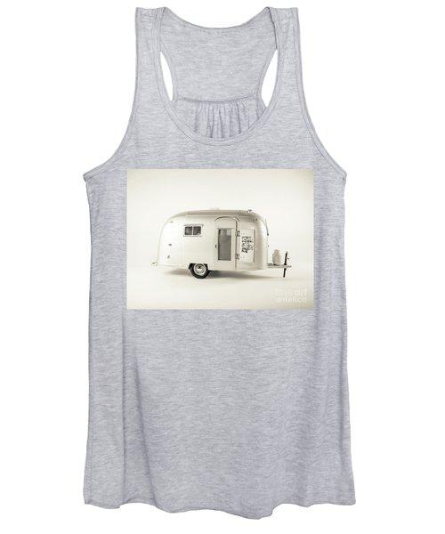 Airstream Bambi Camper Women's Tank Top