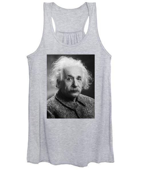 Albert Einstein Women's Tank Top