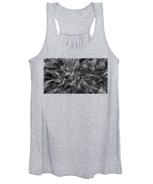 All About Textures Women's Tank Top