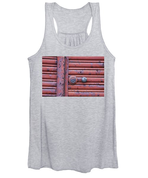 All Locked Up Women's Tank Top