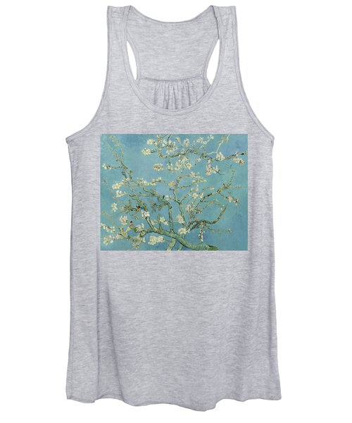 Almond Blossom Women's Tank Top