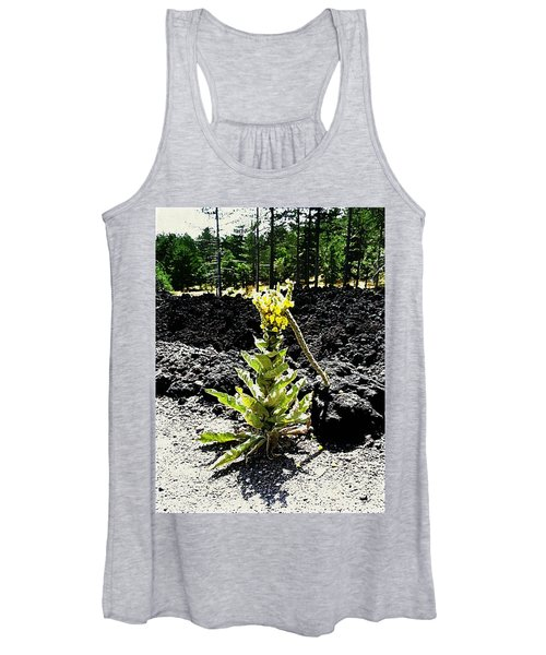 Alone Again Women's Tank Top