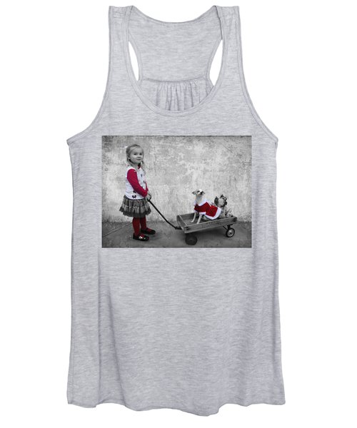 Along For The Ride Women's Tank Top