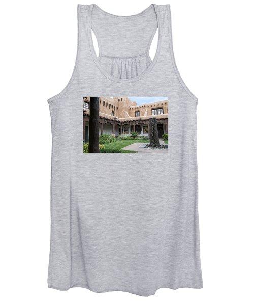 Amazing  Santa Fe Adobe  Women's Tank Top