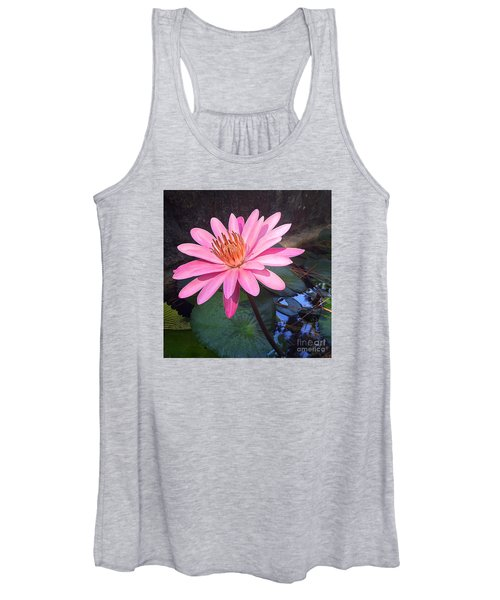 Full Bloom Women's Tank Top