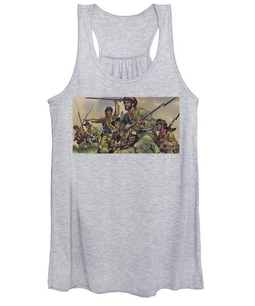 American Frontiersmen Women's Tank Top