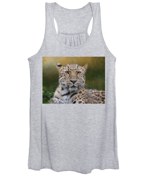Amur Leopard Women's Tank Top