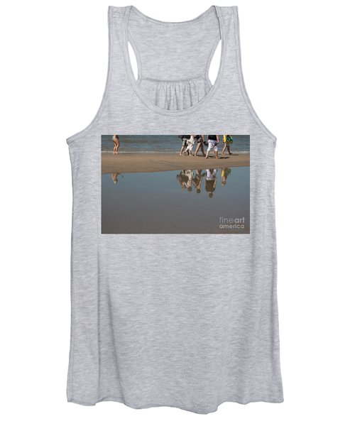 And So They Followed Women's Tank Top