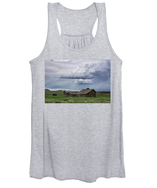 And Then The Rains Came Women's Tank Top