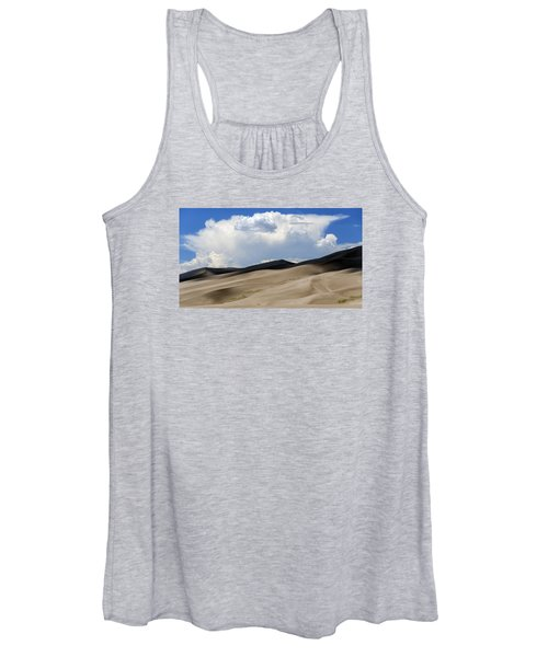 And Then The Storm Women's Tank Top
