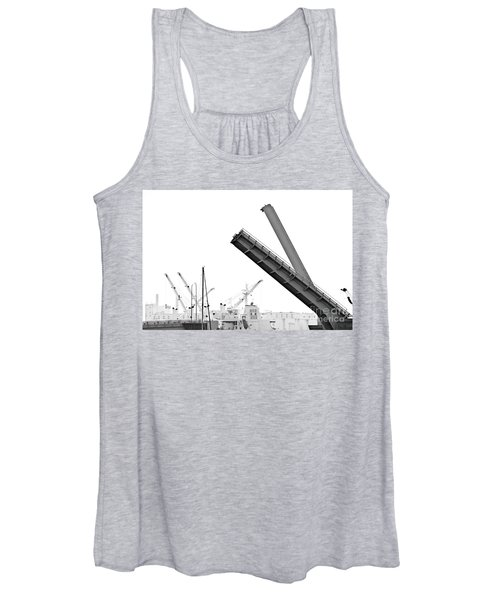 Angle Of Approach Women's Tank Top