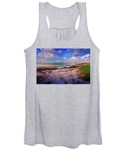 Anna Maria City Pier Women's Tank Top