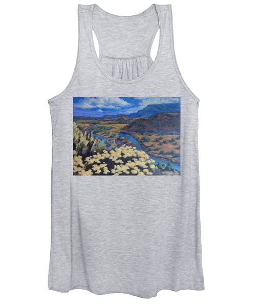 Another Day Above Rio Chama Women's Tank Top