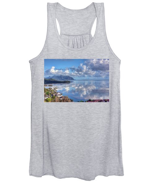 Another Kaneohe Morning Women's Tank Top