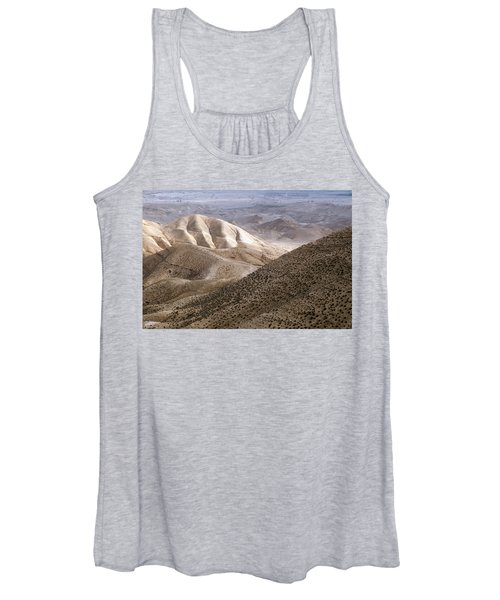 Another View From Masada Women's Tank Top