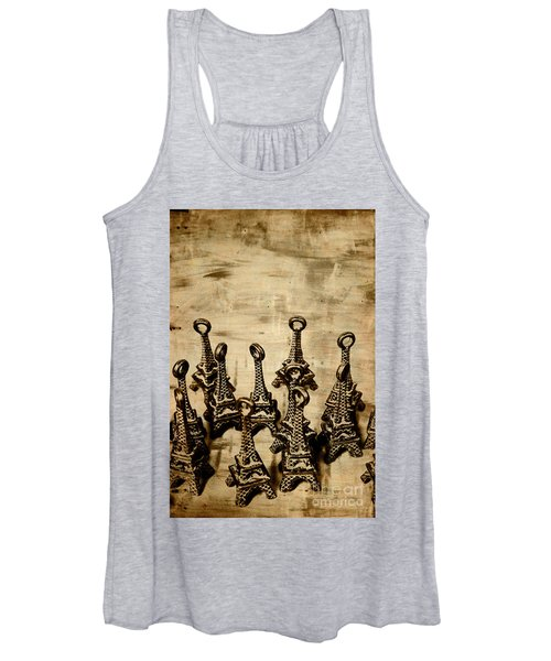 Antiques Of France Women's Tank Top