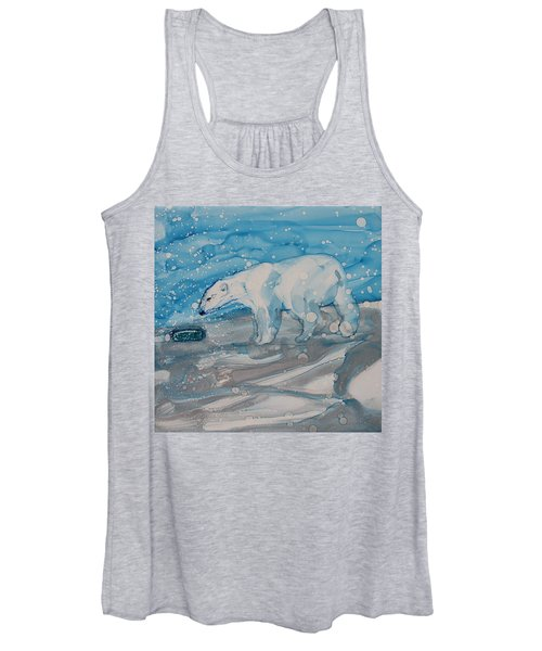 Anybody Home? Women's Tank Top