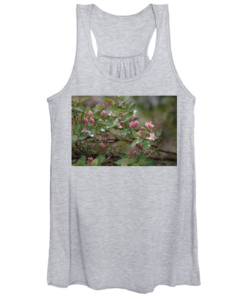Women's Tank Top featuring the photograph April Showers 6 by Antonio Romero
