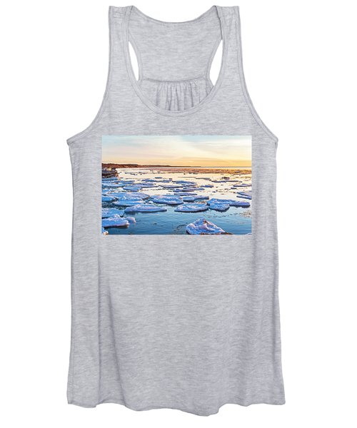 April Sunset Women's Tank Top