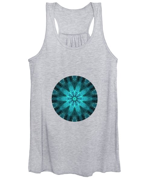 Aquamarine  Women's Tank Top