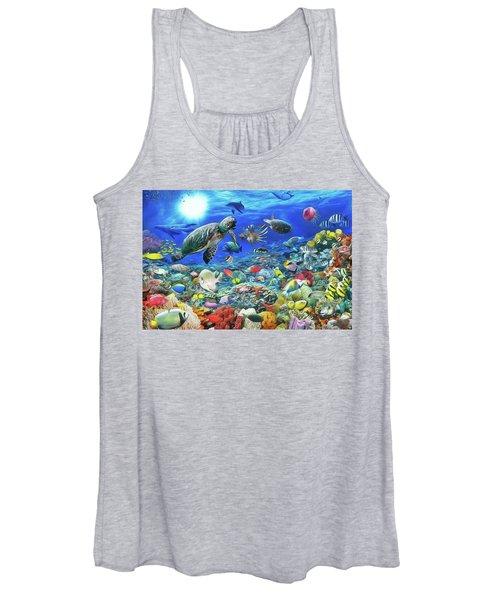Aquarium Women's Tank Top