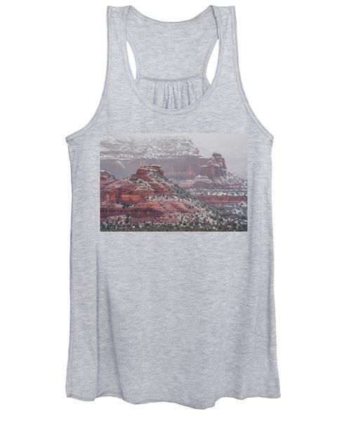 Arizona Winter Women's Tank Top
