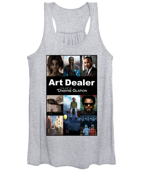 Art Dealer Promo 1 Women's Tank Top