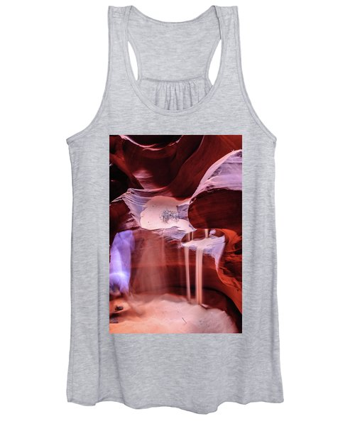 Art From Antelope Canyon Women's Tank Top