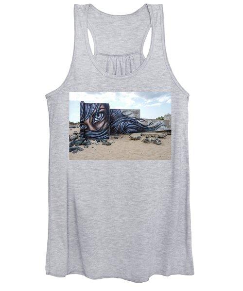 Art Or Graffiti Women's Tank Top