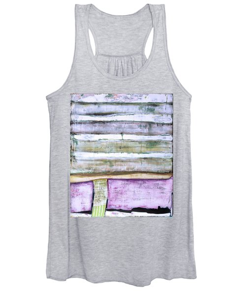 Art Print Abstract 93 Women's Tank Top