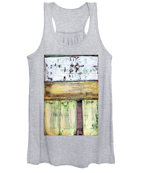 Art Print Abstract 52 Women's Tank Top