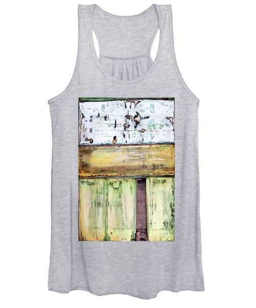 Art Print Abstract 52 Women's Tank Top