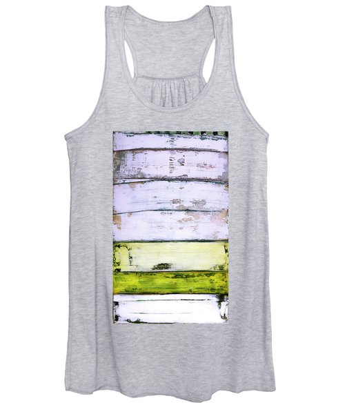 Art Print Abstract 11 Women's Tank Top