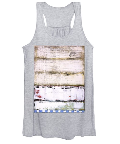 Art Print Abstract 25 Women's Tank Top