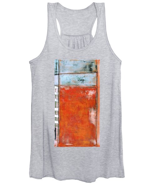 Art Print Abstract 8 Women's Tank Top