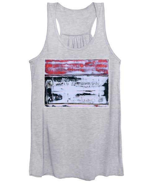Art Print Abstract 99 Women's Tank Top