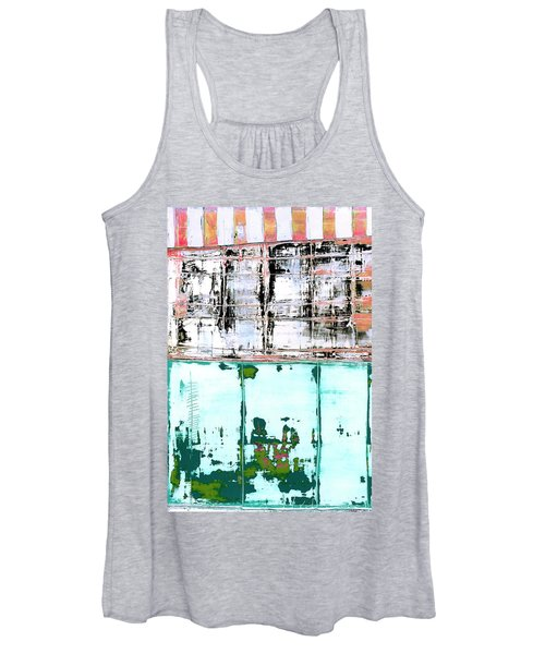 Art Print Carneval Women's Tank Top