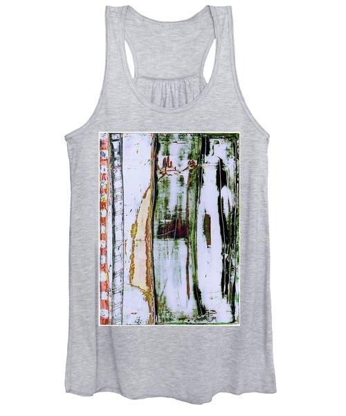Art Print Forest Women's Tank Top