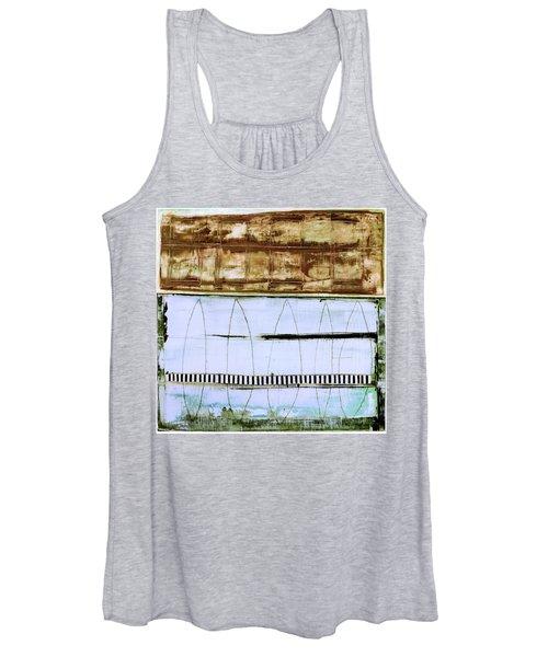 Art Print Malibu Women's Tank Top